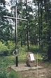 Pomnik upamiętniający zamach na Qislinga w Kuryłówce